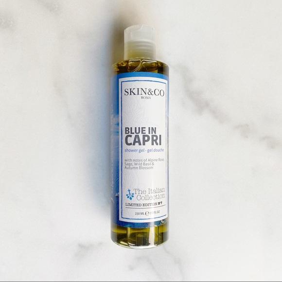 Skin & Co Roma Blue in Capri Shower Gel